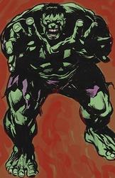 Hulk - Color Print3