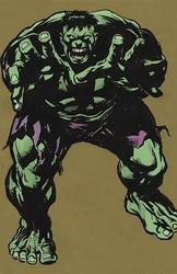 Hulk - Color Print2